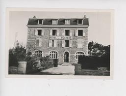 Ile Grande : Hotel Des Rochers (cp Vierge N°0228 Waron) - Other Municipalities