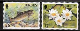 Jersey Europa Cept 2001 Postfris M.N.H. - 2001