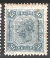 Austria 1905 Unif.92/I */MH VF/F - Nuevos