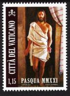 Vatican - 2021 - Easter - Mint Stamp - Nuevos