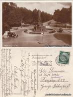 Ansichtskarte Tiergarten-Berlin Skagerrak-Platz 1935  - Tiergarten