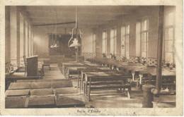 ATH : Collège St Julien - Salle D'étude - RARE VARIANTE - Cachet De La Poste 1924 - Ath