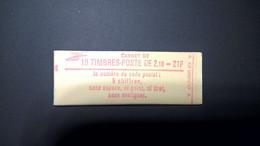 Carnet 2319 C1a GM  Type Liberté 10 X 2,10 FF Conf N° 5 Carnet NON OUVERT TB Etat VC 20 Euros.Voir Description. - Uso Corrente