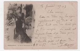 MADAGASCAR - LA REINE RANAVALONA III - PRECURSEUR - 1903 - Madagascar