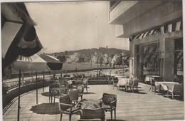 ESPAGNE - PALMA DE MALLORCA - HOTEL BAHIA PALACE - TERRAZA - CPSM Glacée Petit Format En Noir Et Blanc - Palma De Mallorca