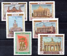 Rusia Serie Nº Yvert 1714/19 ** - Neufs
