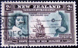 New Zealand - 1940 -  Mi:NZ 256 Sn:NZ 232 Yt:NZ 246 O - Look Scan - Used Stamps