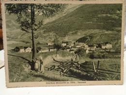 Cartolina  Château-Beaulard  Frazione  Di Oulx Prov Torino 1941 - Other