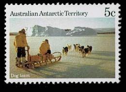 Australien Antarctic 1984,Michel# 63 O Dog Team Pulling Sledge - Usados