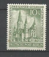 Timbre Allemagne Belin Neuf **  N 93 Point De Rousseur Vendu A 10 Pour Cent De La Cote - Neufs