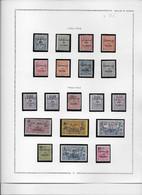 Wallis Et Futuna - Collection Vendue Page Par Page - Neufs * Avec Charnière / Obliérés - B/TB - Unused Stamps