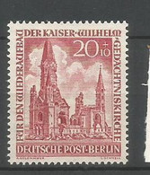 Timbre Allemagne Belin Neuf **  N 94 - Unused Stamps