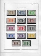 Wallis Et Futuna - Collection Vendue Page Par Page - Neufs * Avec Charnière - TB - Unused Stamps
