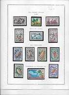 Wallis Et Futuna - Collection Vendue Page Par Page - Neufs */** Avec/sans Charnière - TB - Unused Stamps