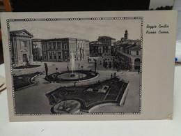 Cartolina Reggio Emilia Piazza Cavour 1952 - Reggio Emilia