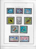 Wallis Et Futuna - Collection Vendue Page Par Page - Neufs ** Sans Charnière - TB - Unused Stamps