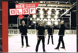 Nederland NVPH PP32 Hier Het Beste Van 20 Jaar Blof 2010 Prestige Booklet MNH Postfris Music - Carnets Et Roulettes