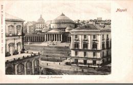 ITALIE NAPOLI  PIAZZA S. FERDINANDO - Napoli (Napels)