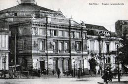 NAPOLI -  TEATRO MERCADANTE - Napoli (Napels)
