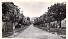 Cpsm 78] Yvelines > Beynes L'avenue Du Chemin De Fer - Beynes