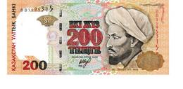 KAZAKHSTAN P.20 200 Tenge 1999 Unc - Kazakhstan