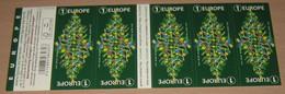 Boekje 166** Kerstmis Van 2018- Noël - Christmas /  Weihnachten / Navidad / X-mas / Natale 4828** Europazegels - Carnets 1953-....