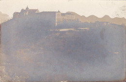 MONTECASSINO (FROSINONE ) - FOTO -  CARTOLINA - LATO NORD OVEST DELLA BADIA - Frosinone