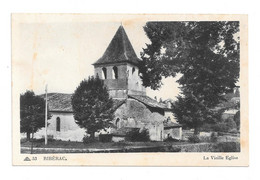 RIBERAC La Vieille Eglise - Riberac