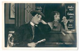Buster Keaton - Artisti