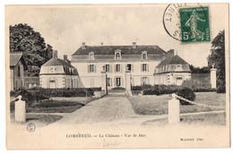 CPA 45 - LOMBREUIL (Loiret) - Le Château, Vue De Face - Autres Communes