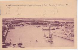 85 - LES SABLES D'OLONNE - PANORAMA DU PORT - - Sables D'Olonne