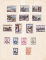 Austria German Österreich Poster Stamps Vignette Group  ARBE DALMATIEN - Nuevos