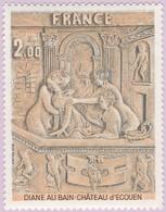 N° Yvert & Tellier 2053 - Timbre De France (Année 1979) (Neuf - **) - Diane Au Bain (Château D'Écouen) - Nuevos