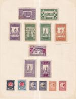 Austria German Österreich Poster Stamps Vignette Group - Nuevos