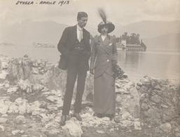 CARTOLINA CON FOTO STRESA 1923 (HP648 - Fotografia