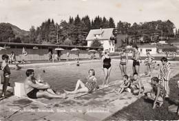 Semriach - Schwimmbad 1972 - Graz