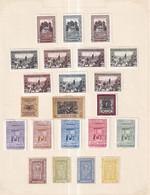Austria German Österreich Poster Stamps Vignette Group SARAJEVO Etc. - Neufs