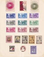Austria German Österreich Poster Stamps Vignette Group - Neufs