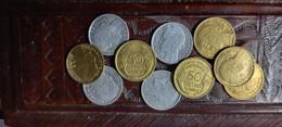 MONNAIE COIN FRANCE MORLON 50 CENTIMES 1938 1939 1940 1941 1945 B C LOT SUP FDC - G. 50 Céntimos