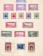 Austria German Österreich Poster Stamps Vignette Group  PLANT & FOREST CARE - Nuevos