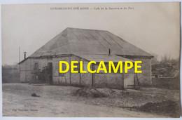 RARE CPA 02 Guignicourt Sur Aisne Café De La Sucrerie Et Du Port - Altri Comuni