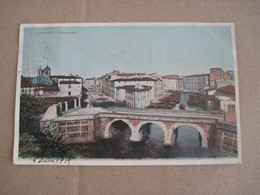 LIVORNO -- PANORAMA 1905 - Livorno
