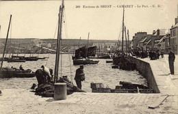 CAMARET   - Le Port - Camaret-sur-Mer
