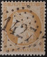 59a (cote 10 €) Obl GC 1427 Estaires (57 Nord ) Ind 4 ; Frappe Très Nette & TB Centrée - 1849-1876: Klassik