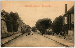 CPA MARCILLY Le Hayer La Grande Rue (722952) - Marcilly
