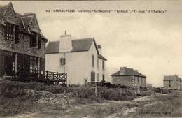 "CARNAC-PLAGE  .  Les Villas ""Kermagared"" .......... - Carnac"