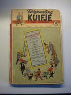 Verzameling KUIFJE Nr 10        Vierde Jaargang Nr 38    Sept 1949 - Jan 1950 - Kuifje Specials