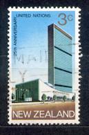 Neuseeland New Zealand 1970 - Michel Nr. 541 O - Gebraucht