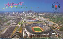 USA Postcard 1996 Atlanta Olympic Games - Mint (G127-72) - Estate 1996: Atlanta