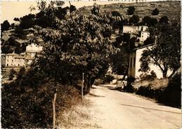 CPA CORSE Olmi Cappella-Entrée Du Village (711923) - Other Municipalities
